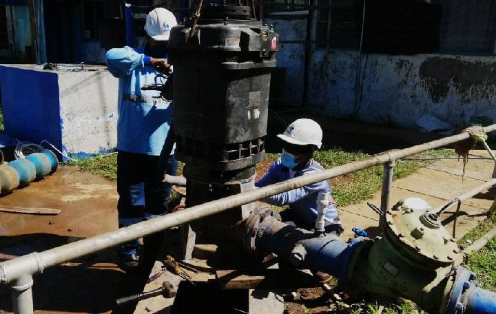 Idaan activa operativo de suministro de agua tras incidencia en estación El Tucán, Chiriquí