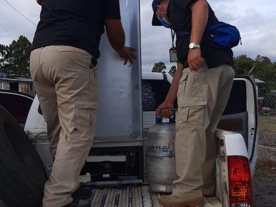 Policía recupera bienes hurtados en la provincia de Chiriquí