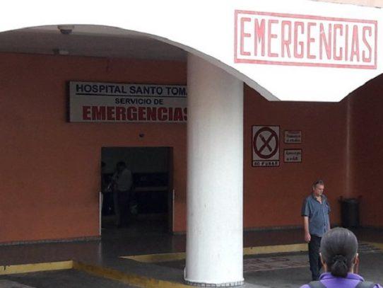 Menor de edad muere de un disparo en El Chorrillo