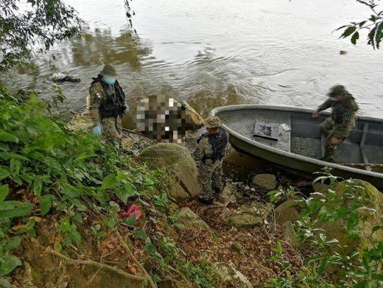 Localizan sin vida a persona desaparecida en el río Sixaola