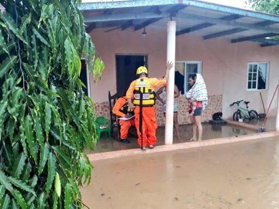 Sinaproc se mantiene vigilante ante aviso de prevención por lluvias