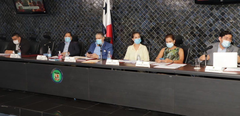 Comisión de credenciales aprueba designaciones del presidente Cortizo