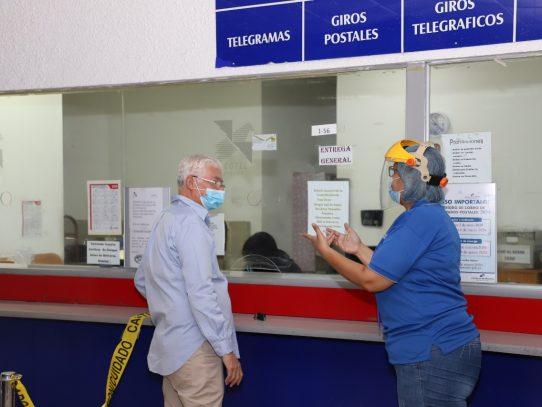 Panamá suspendió en abril el servicio de envío y entrega de paquetería internacional