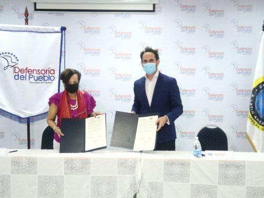 Defensoría del Pueblo y Crime Stoppers unen esfuerzos por los derechos humanos