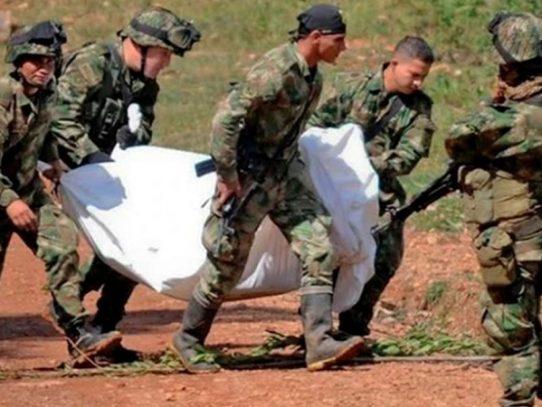 Nueva masacre en Colombia deja tres muertos incluido un exguerrillero de las FARC