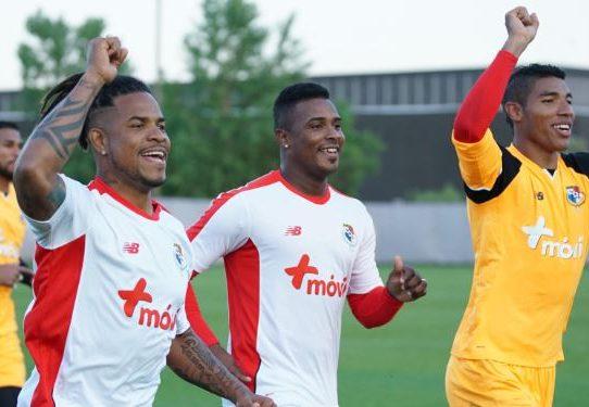 La convicción es clara, Panamá con todo en la Copa Oro