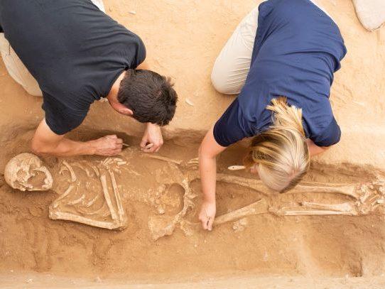 La genética ofrece algunas pistas sobre quiénes eran los filisteos