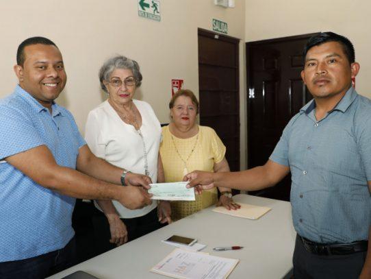 TE entrega financiamiento poselectoral en Veraguas y la Comarca Ngäbe-Buglé