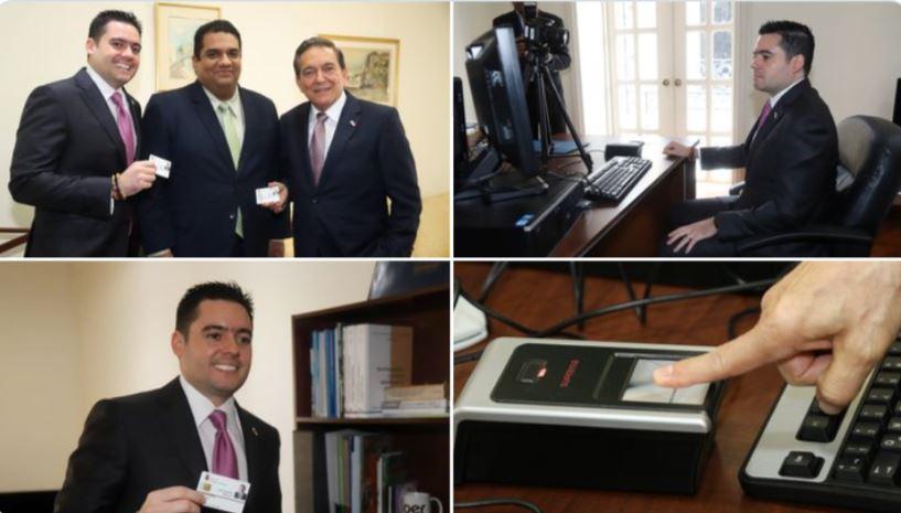 Gobierno avala proyecto de firma electrónica en trámites institucionales