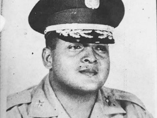 Murió Cecilio Eloy Fisher, G-5 de extintas Fuerzas de Defensa