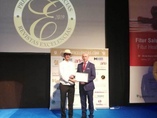 Panamá gana premios en Fitur 2020, feria más importante del turismo internacional
