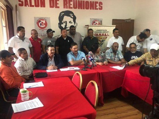 Conusi en desacuerdo que el PNUD sea mediador en las reformas constitucionales