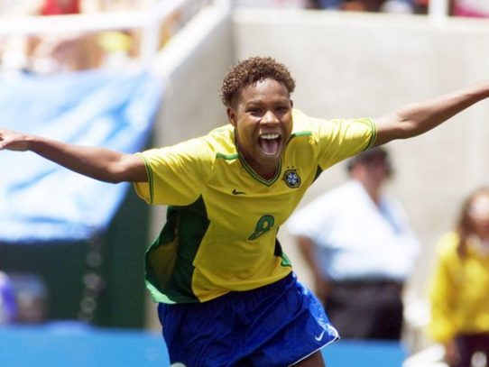 Formiga, la futbolista brasileña que ha jugado más mundiales que nadie