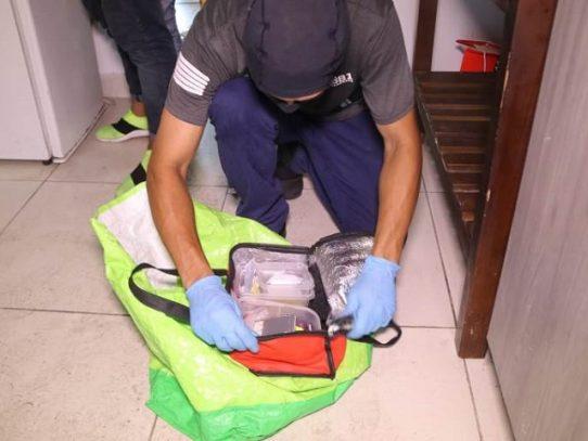 Siete detenidos por operativo antidrogas en Betania