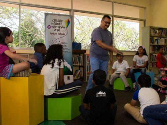MiCultura fomenta narración oral desde plataformas digitales