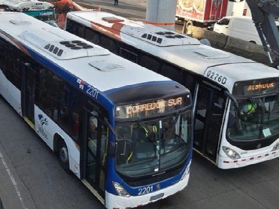 Rutas de Vía España operarán con desvíos en el Centro de la Ciudad este miércoles