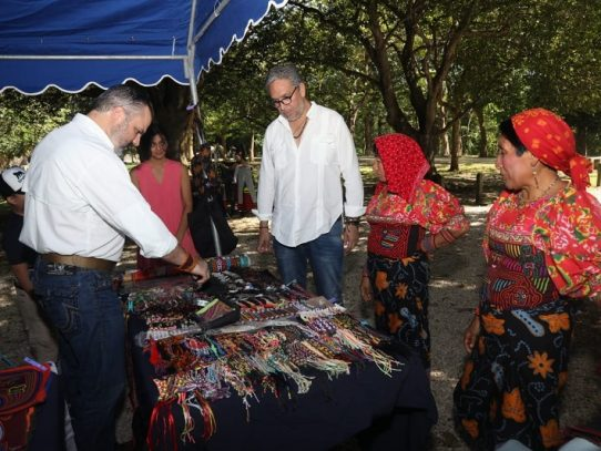 5ta. Feria Artesanal, resalta la labor de artesanos panameños