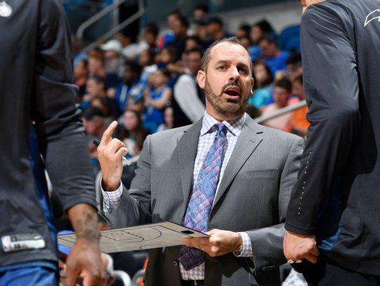 Los Lakers hacen oficial el fichaje de Frank Vogel como entrenador