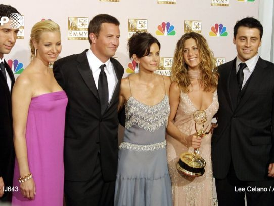 """Friends"" regresa con especial en plataforma HBO Max"