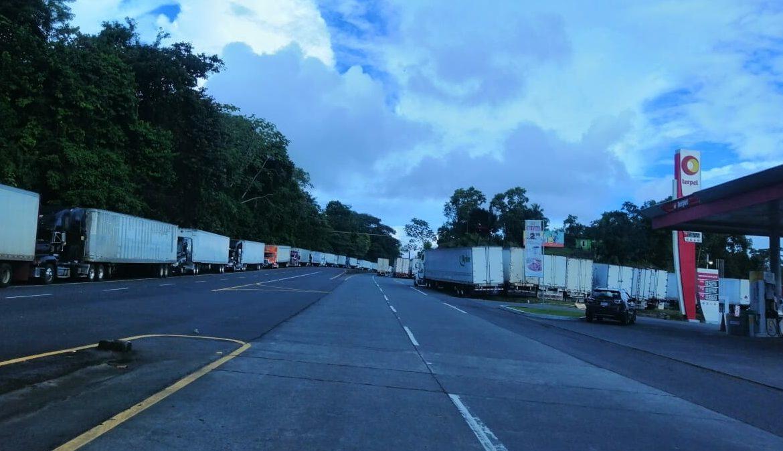 Se reactivan las operaciones en paso fronterizo de Paso Canoas