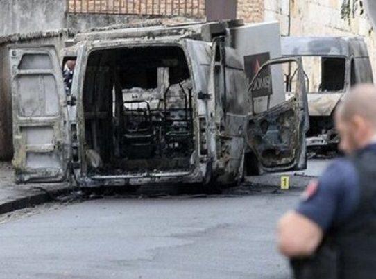 Roban 9 millones de euros en atraco a furgoneta blindada en Francia