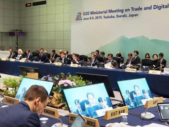 El impuesto a los gigantes de internet, una prioridad en el G20 Finanzas