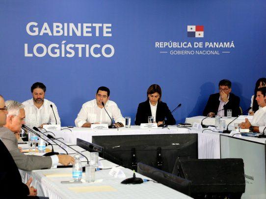 Gabinete logístico celebrará segunda sesión este jueves 26 de septiembre