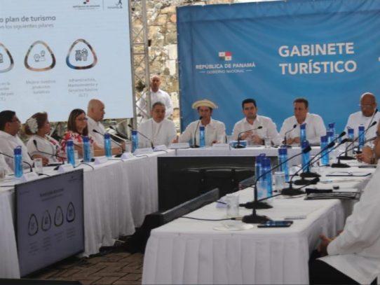 En tercer Gabinete Turístico analizan informe sobre la provincia de Chiriquí