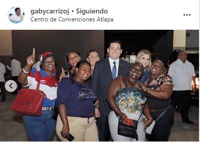 Vicepresidente electo Carrizo, nuevamente se vuelve viral