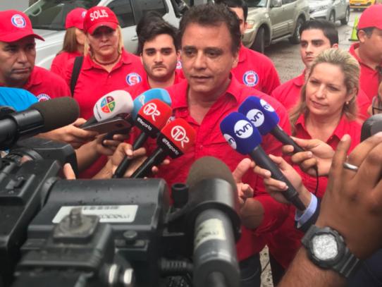 Se roban dos armas de fuego en finca del designado contralor Gerardo Solís