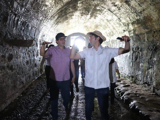 Fuerte de San Lorenzo y Portobelo serán prioridad en el Gabinete Turístico