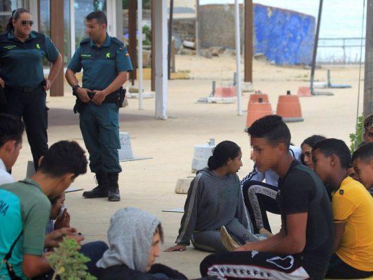 Desmantelan red de envío de adolescentes marroquíes a España