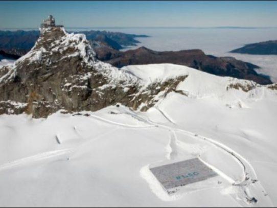 Según estudio, el mayor glaciar alpino podría desaparecer en 2100
