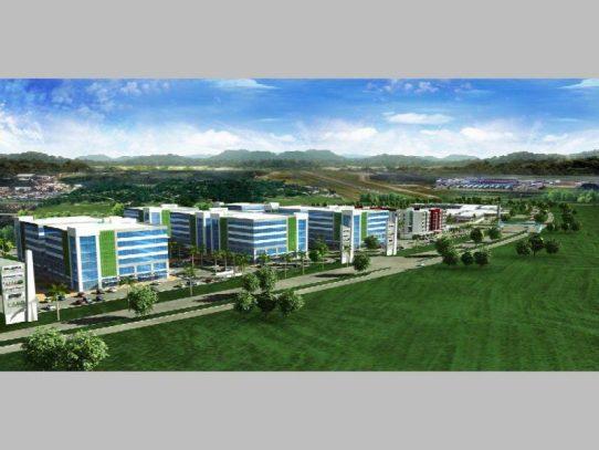 Construcción de Global Business Terminal asciende a más de $100 millones