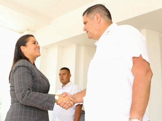 Pino y Grajales estudian estrategias para el sistema carcelario en primera reunión