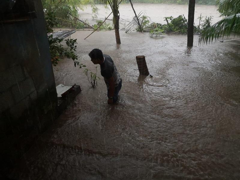 Una mujer y su hija mueren arrastradas por río tras lluvias en Guatemala