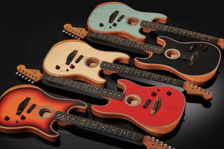 ¡Las guitarras están de vuelta, nenes!