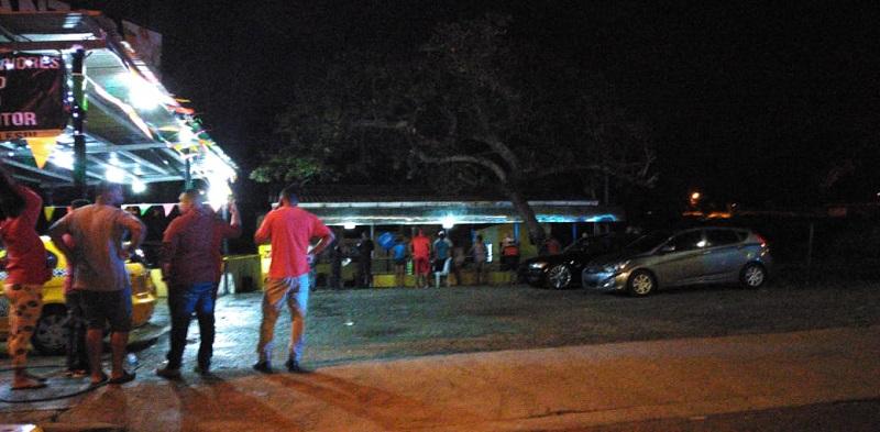 Acribillado en un lava auto en Tocumen