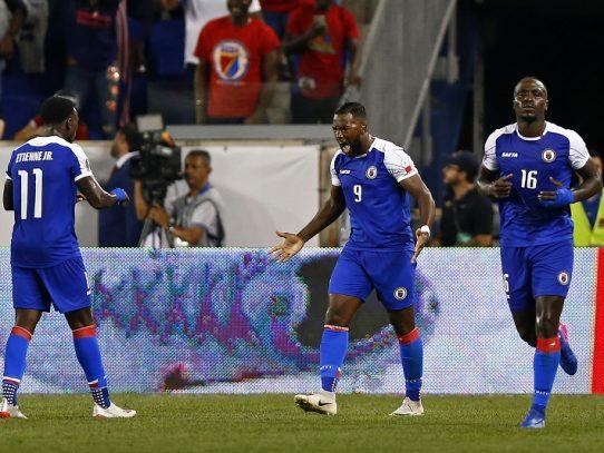 Haití y Curazao se codean con México y EEUU en cuartos de Copa Oro