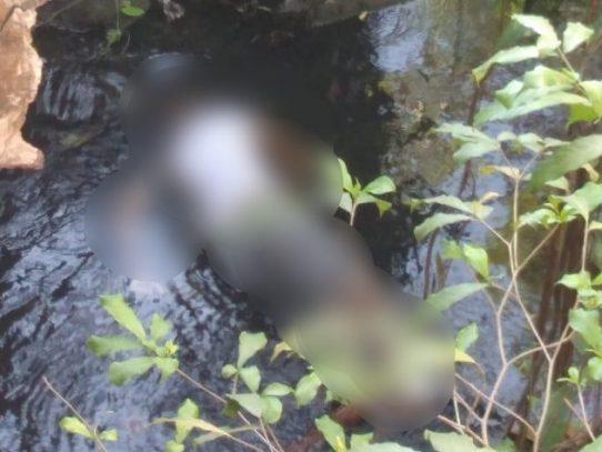 Investigan el hallazgo de un cuerpo en San Miguelito