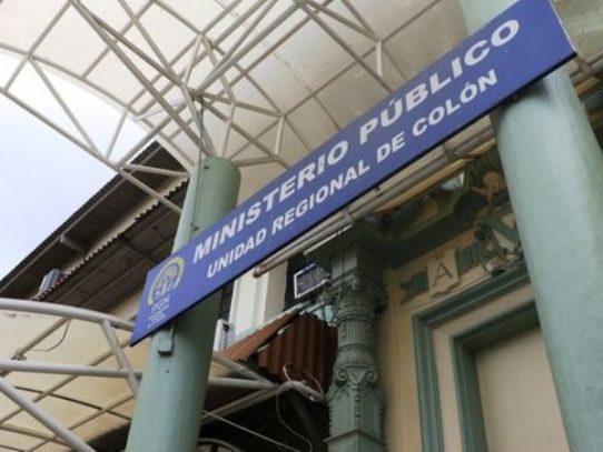 Detención e imputan cargos por tentativa de robo agravado en IMELCF de Colón
