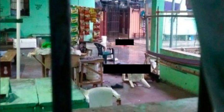 Al menos 18 muertos y 16 heridos en enfrentamientos en una cárcel de Honduras