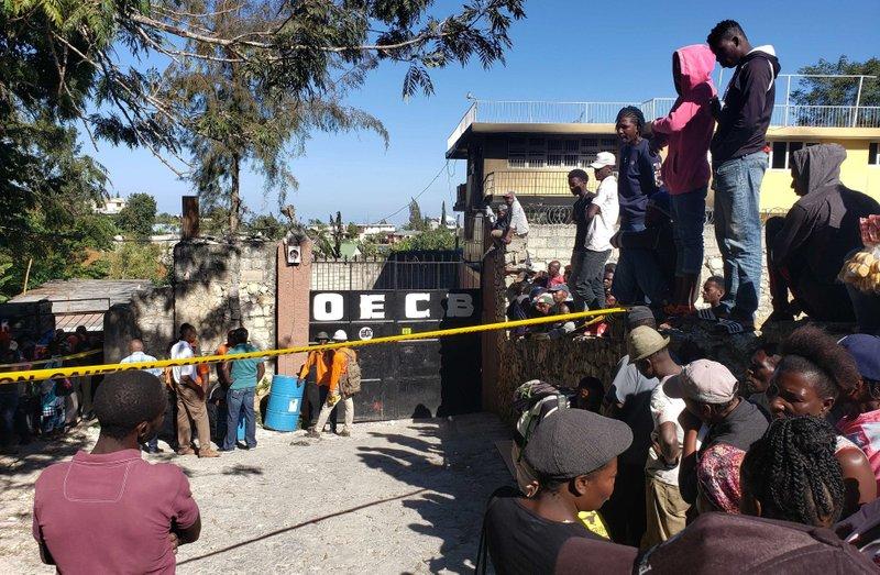 15 niños mueren en Haití al incendiarse un orfanato