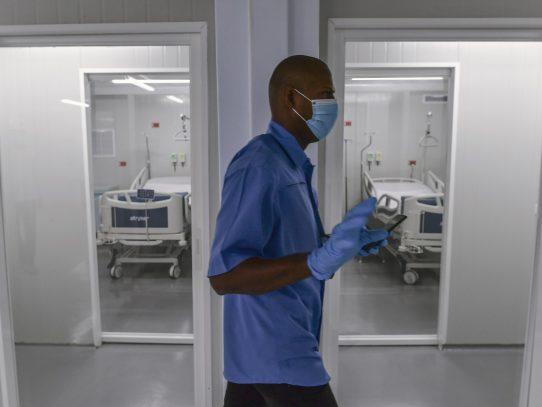 En Panamá hay 21,405 casos activos de Covid-19