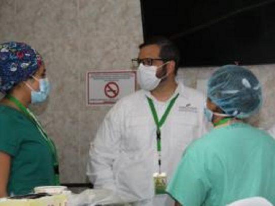 Autoridad sanitaria verifica en hoteles hospital