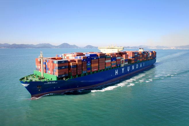 Naviera HMM operará 12 de los buques portacontenedores más grandes del mundo