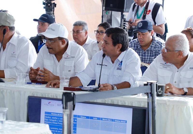 Idaan realizará millonarias inversiones en proyectos para la provincia de Colón