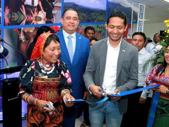 Ifarhu inauguró oficinas para atender a estudiantes de pueblos originarios