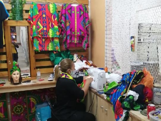 MiCultura reabrió el Centro Artesanal de Panamá Viejo