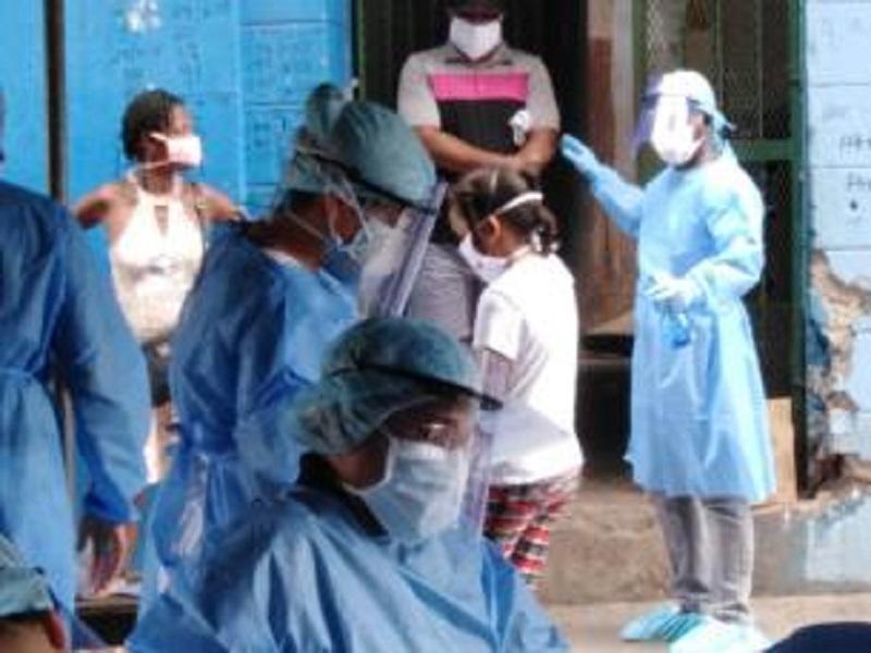 Covid-19 en Panamá: 964 casos positivos nuevos y 18 defunciones nuevas